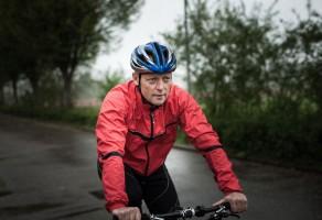 Rien fietsen tekst